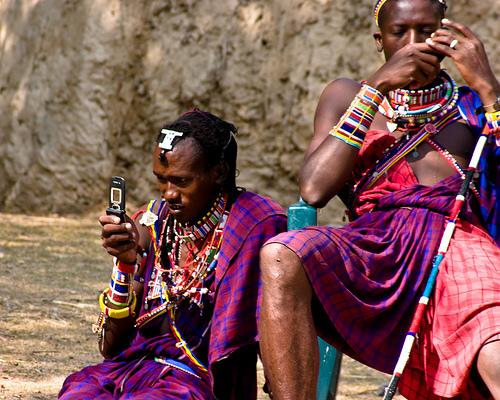 Die falschen Vorstellungen von Afrika.
