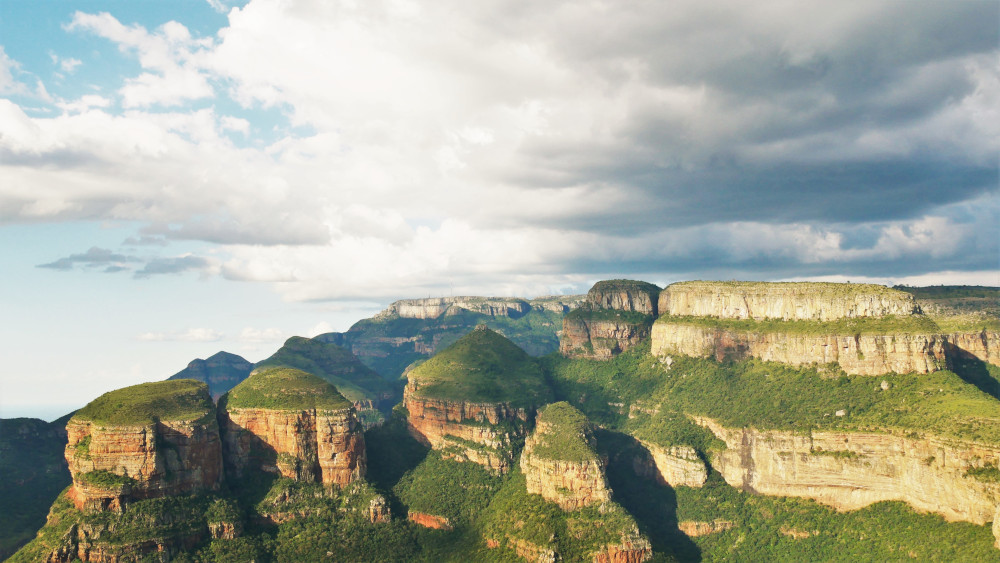 Der Blyde River Canyon