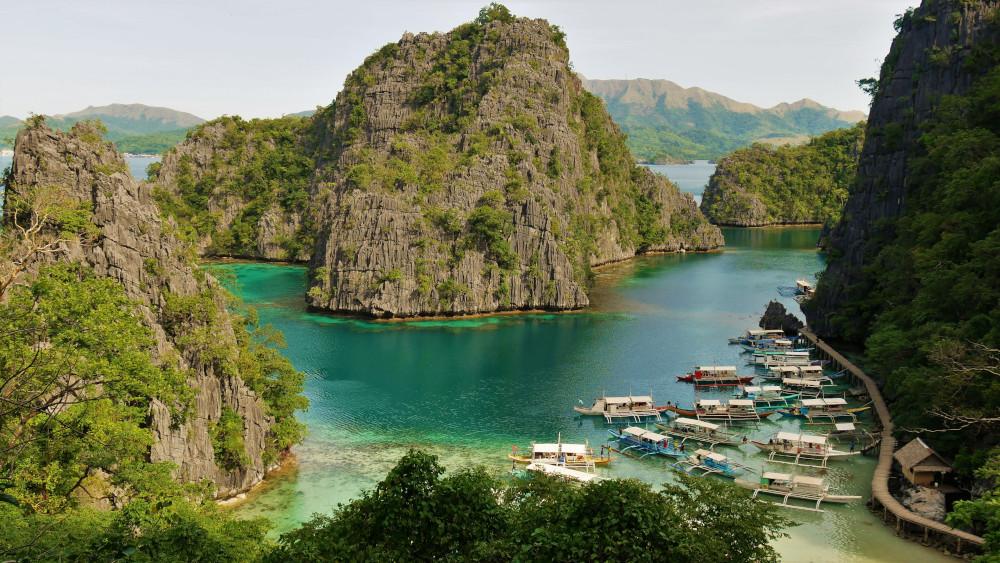 Angekommen auf den Philippinen